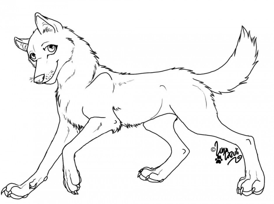 - Wolf Pack Coloring Pages - Coloring Home