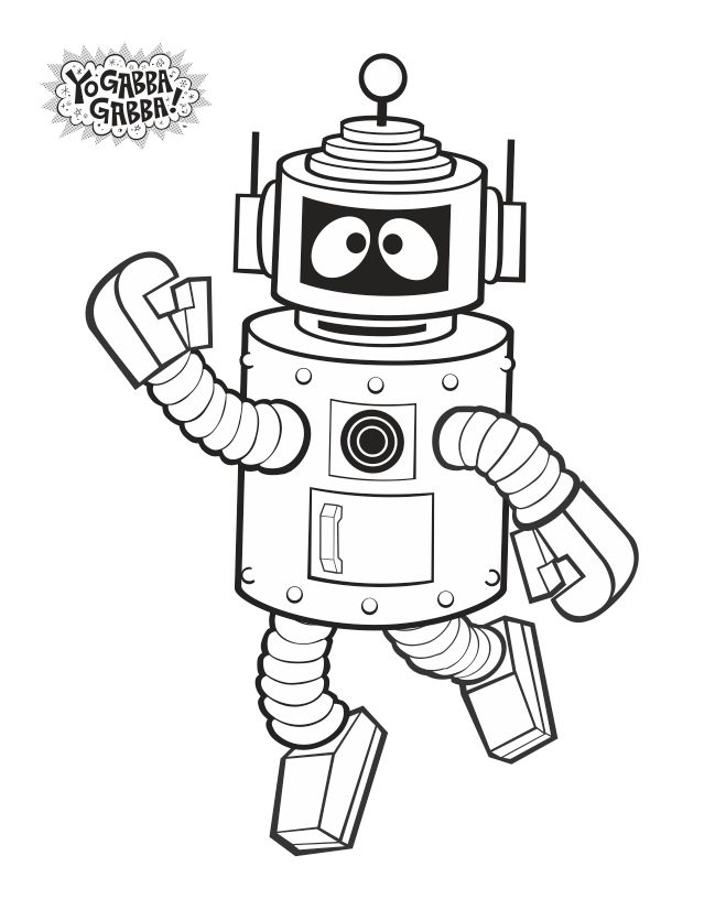 Plex Coloring Sheet! #freeprintable | Plex