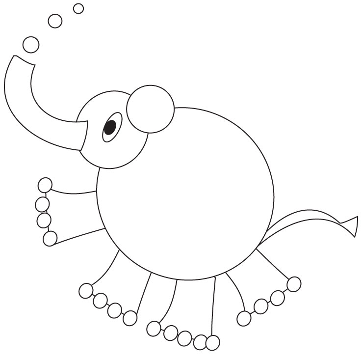 Elmer The Elephant Coloring Pages Az Coloring Pages Elmer Elephant Coloring Page