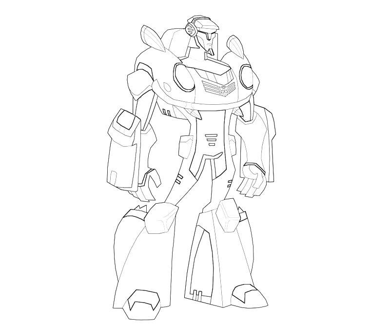 Printable Transformer Coloring Pages Coloring Home Transformers Animated Coloring Pages