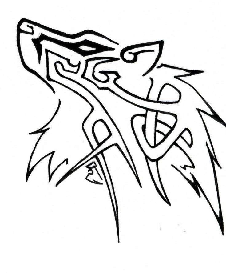 Tribal coloring pages coloring home for Tribal coloring pages