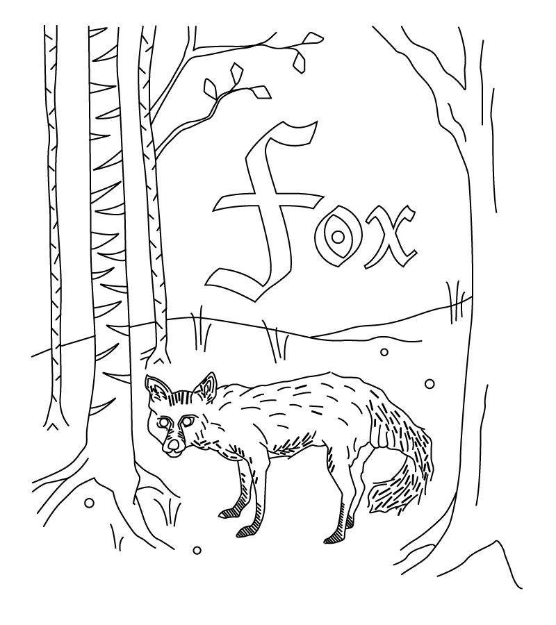 woodland animals coloring book woodland animal pictures az coloring pages