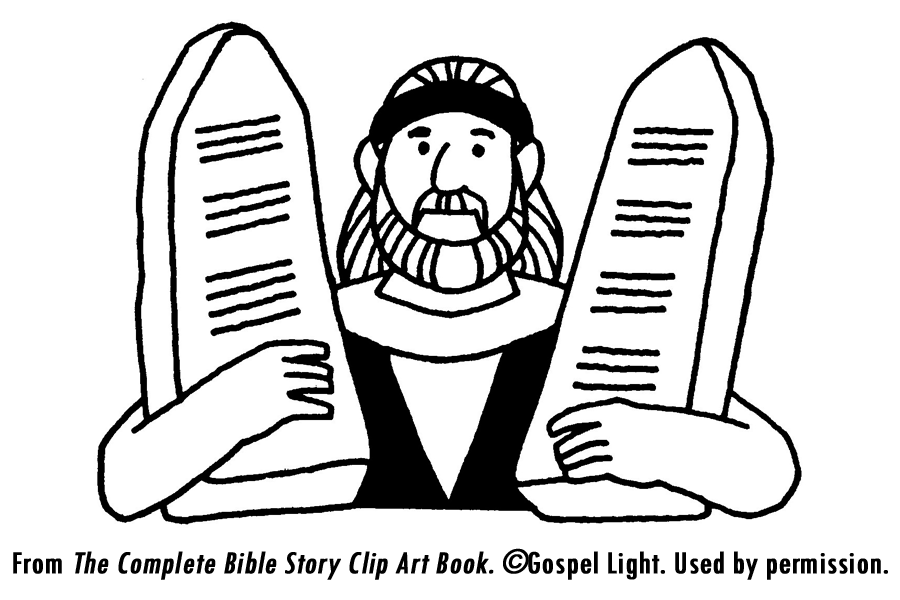 Ten Commandments | Mission Bible Class