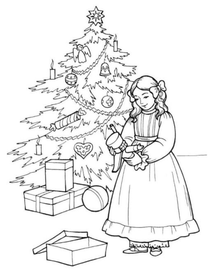 Nutcracker coloring pages coloring home for The nutcracker coloring pages