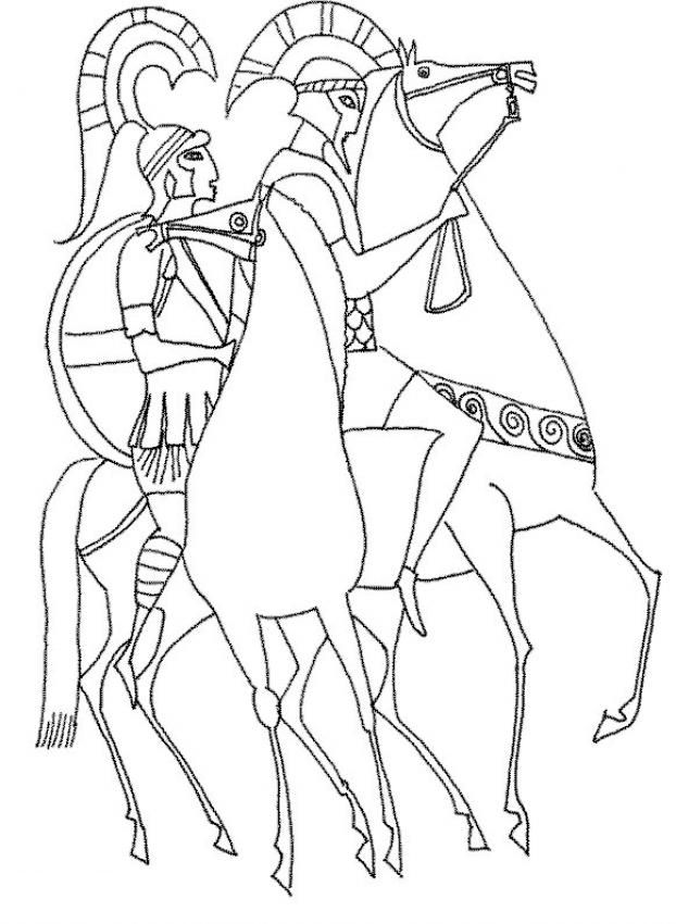 History Coloring Pages - Coloring Home
