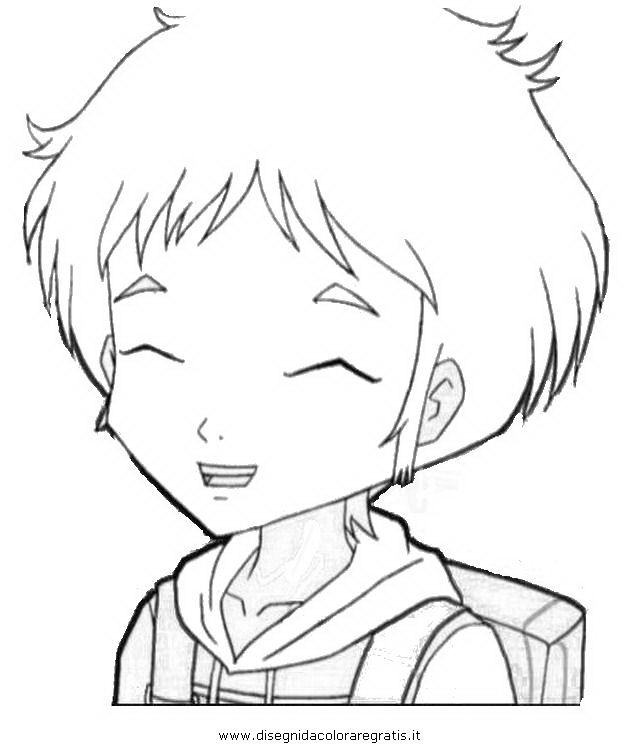 code lyoko coloring pages - photo#36