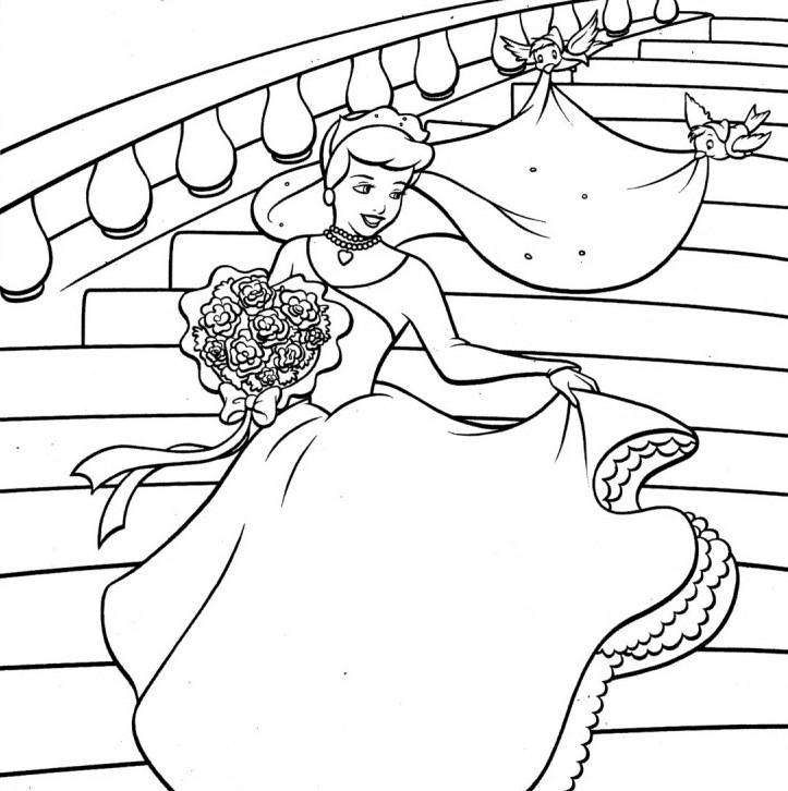 coloring pages princess bride - photo#19