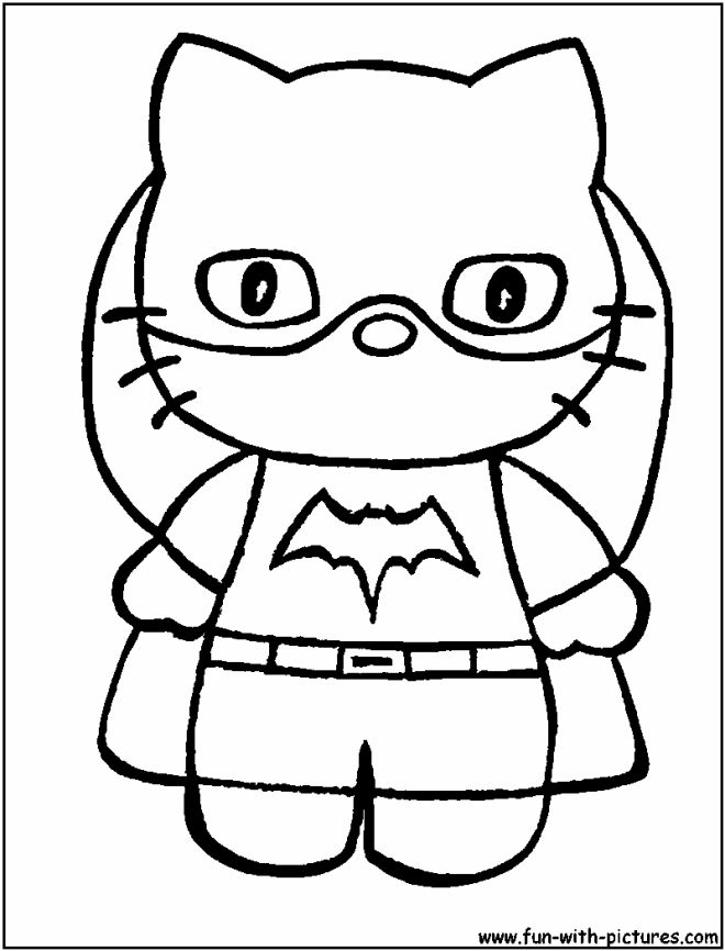 Batgirl Coloring Page Coloring Home Batgirl Coloring Pages