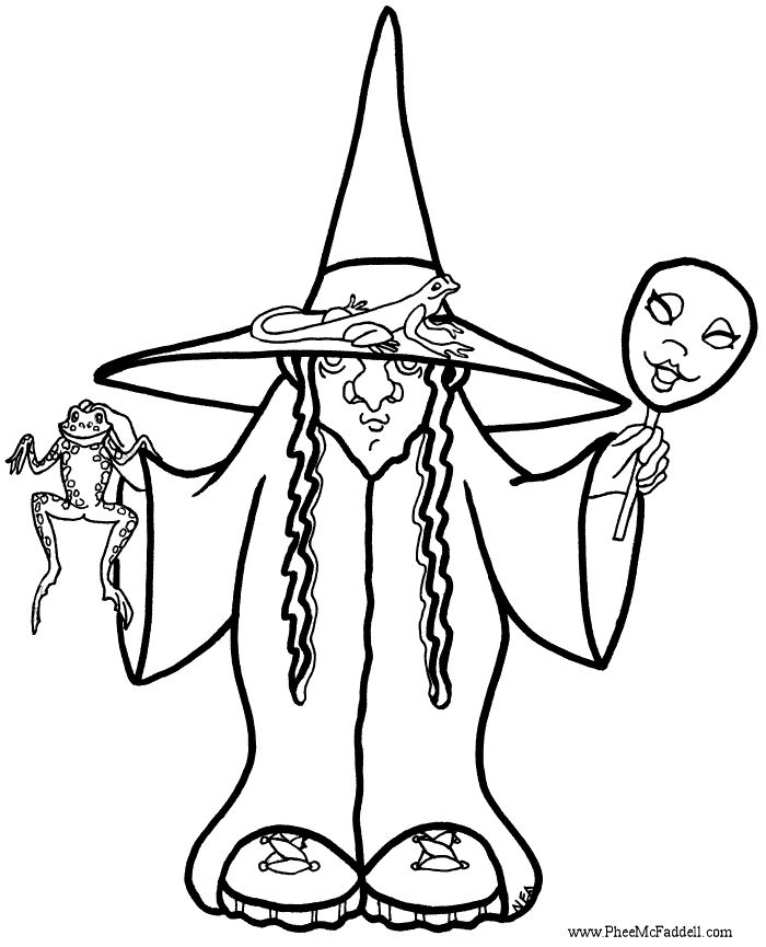 phee mcfaddell coloring pages - photo#20