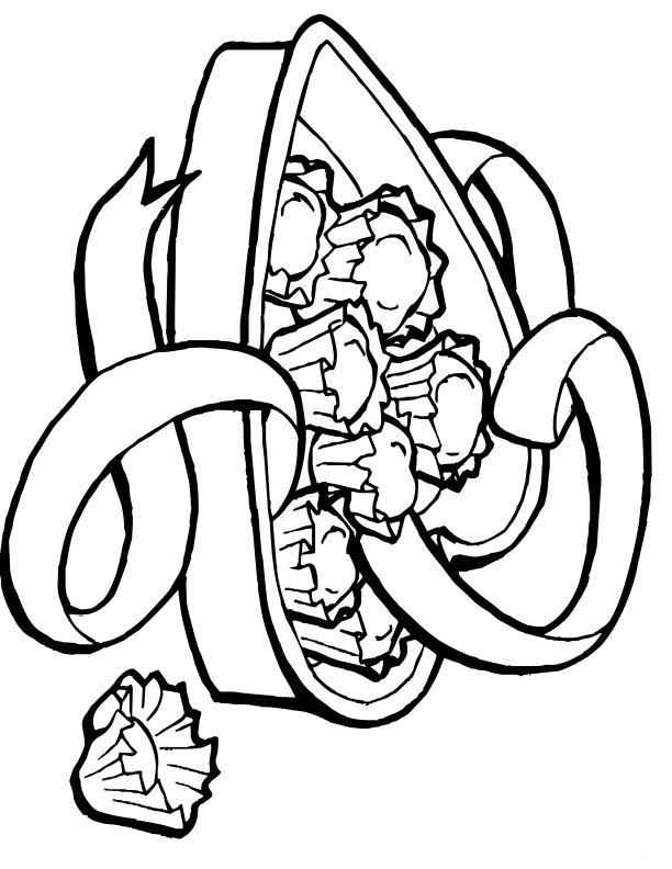 Gummy Bear Coloring Pages
