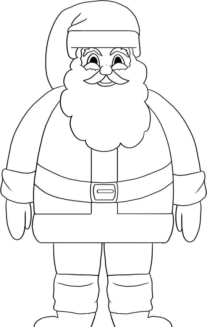Higgly town heroes az coloring pages for Santa claus is coming to town coloring pages