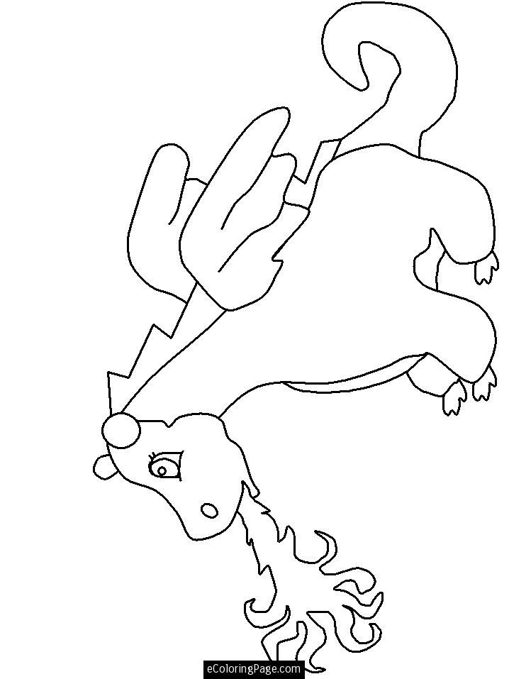 Fire Breathing Cartoon Dragon Coloring Pages Dragon Breathing Fire Coloring