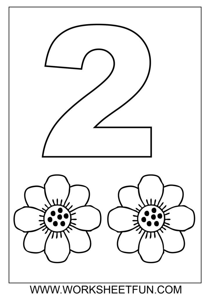 Free Printable Math Coloring Pages For Kids 128