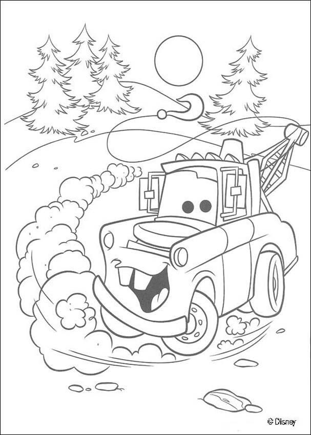 Coloring Book Cars - Coloring Home