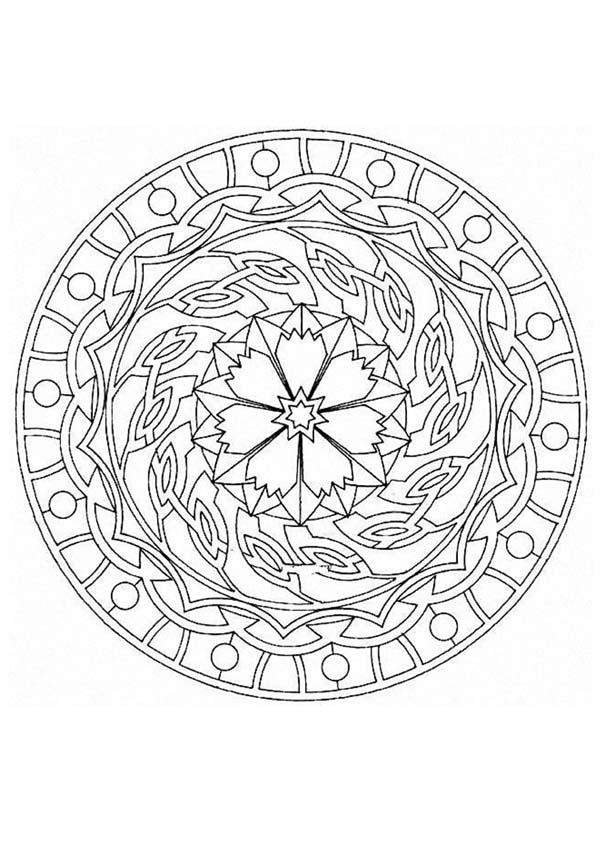 "Search Results for ""Christmas Mandala Coloring Pages"" – Calendar ..."