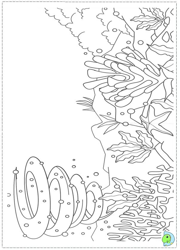 The rainbow fish coloring page az coloring pages for Rainbow fish color page