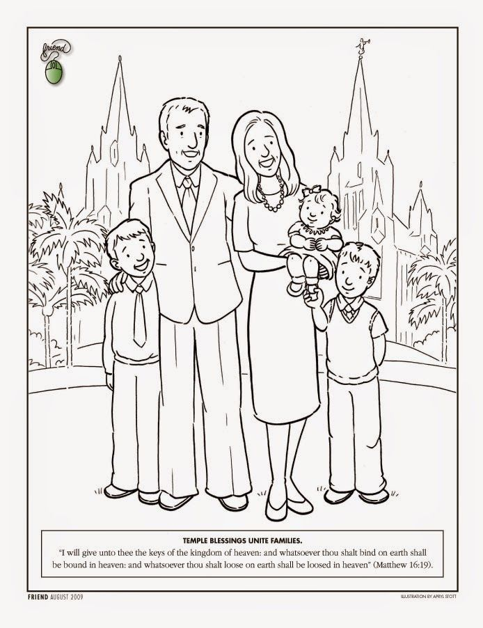 Lds Coloring Pages Pdf : Lds word of wisdom coloring home