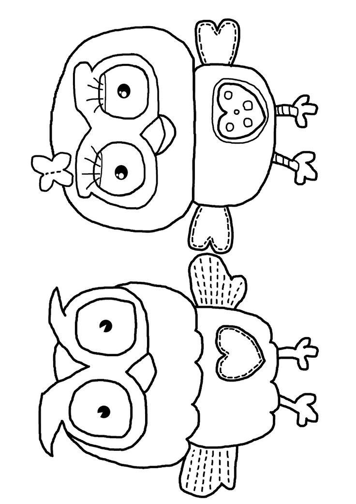 Google Images Owls Coloring Home