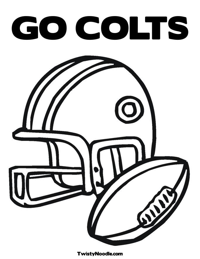 Indianapolis colts coloring pages coloring home Indianapolis Colts Animal Indianapolis Colts Animated GIFs NFL Helmet Coloring Pages