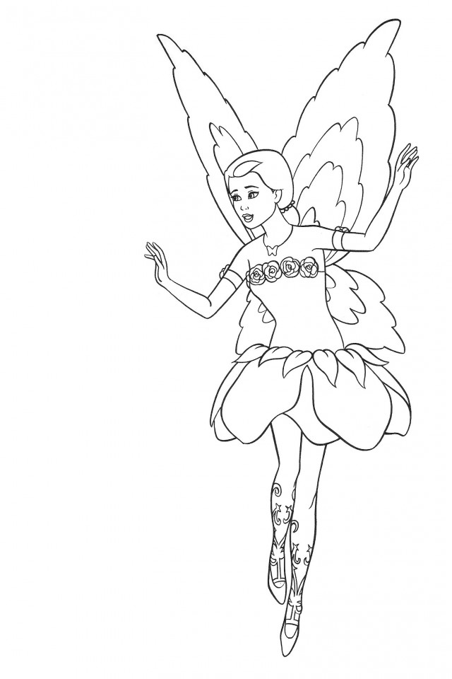 Barbie Coloring Pages Apk : Barbie fairy coloring pages az