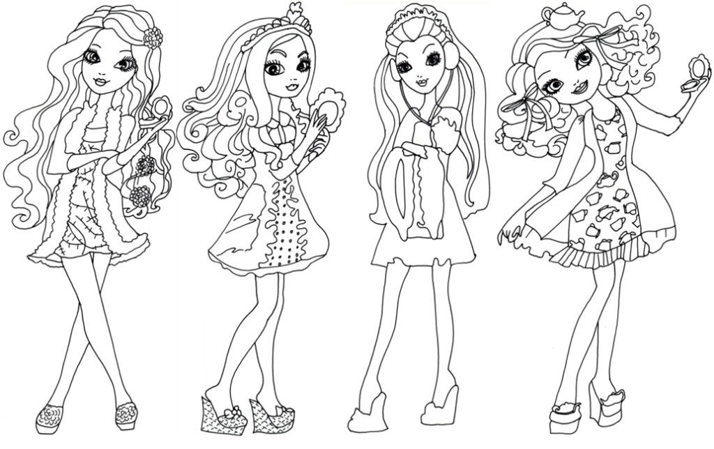 madline coloring pages - photo#34