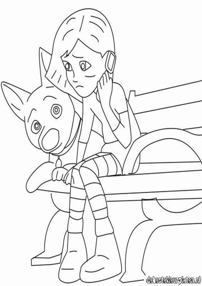 Bolt Coloring Pages Disney : Bolt coloring pages disney home