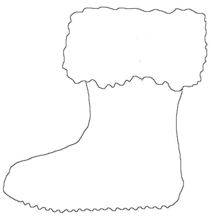 Boots Coloring Page AZ Coloring