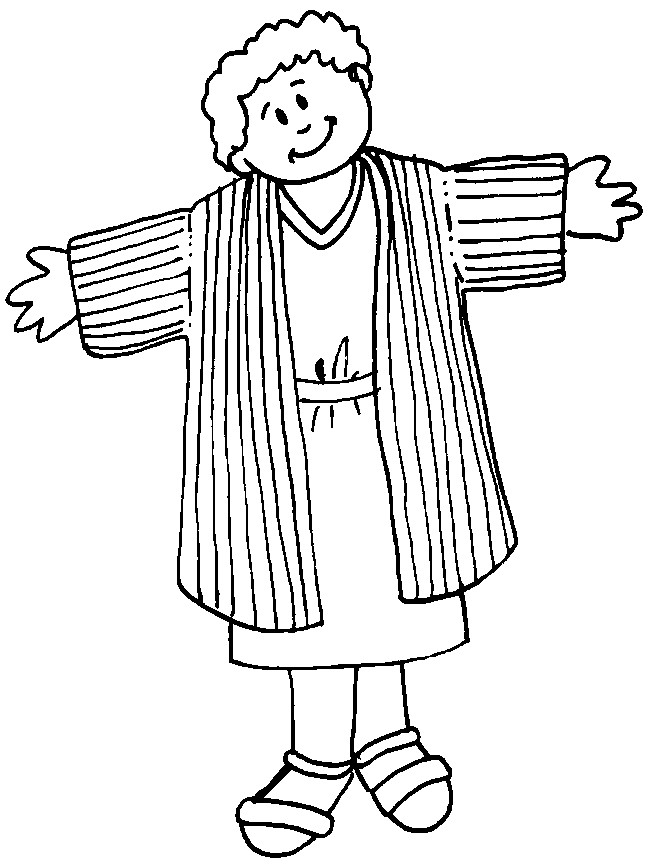 bible characters coloring pages - photo#19
