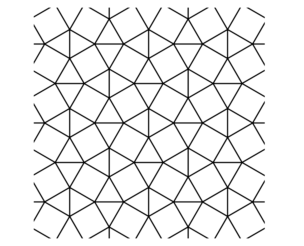 Simple Geometric Coloring Pages Free