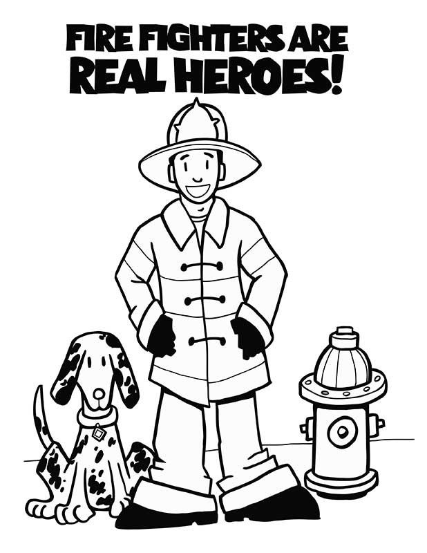 sparky coloring pages | Sparky - Free Coloring Pages