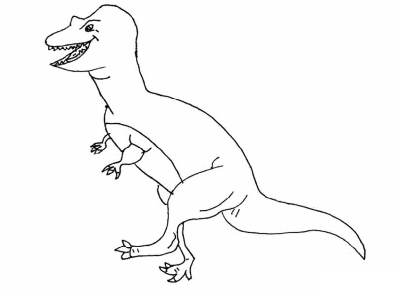 printable dinosaur coloring pages coloring ws