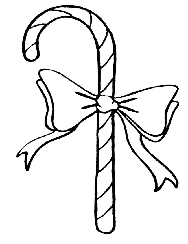 candy cane coloring pages for kids az coloring pages