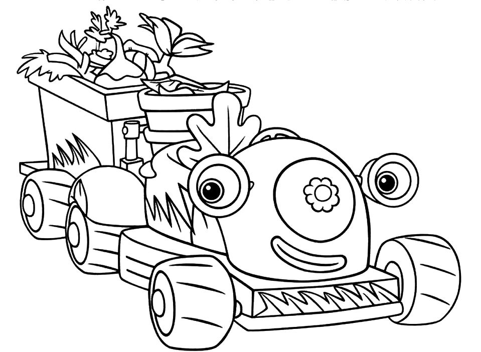 fifi coloring pages - photo#27