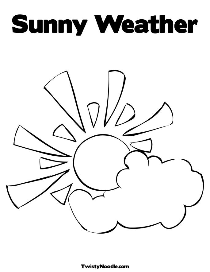 Free weather coloring pages az coloring pages for Coloring pages weather