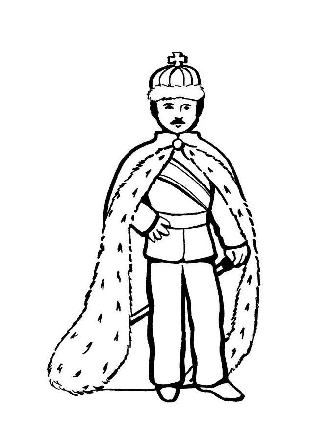 King coloring page coloring home for King david coloring pages free