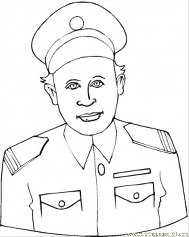 Navy Coloring Pages - Coloring Home