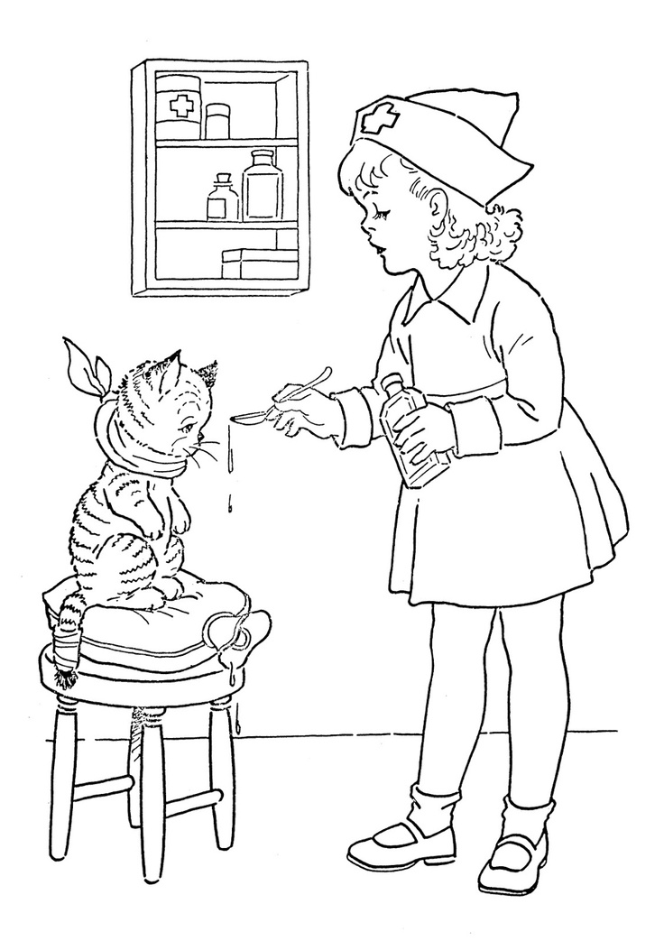 Vintage Coloring Book Page Coloring Pages Az Coloring Vintage Coloring Books
