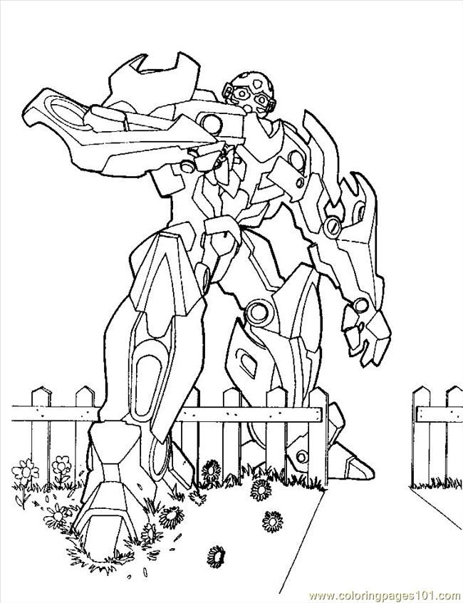Transformers 2 Coloring Pages Printable Coloring Home