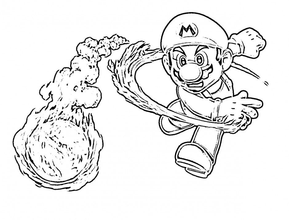 video game character coloring pages - mario characters coloring pages az coloring pages