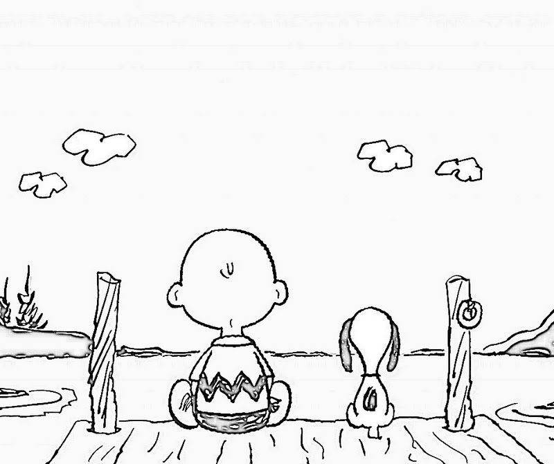 Snoopy Winter Pictures AZ Coloring Pages