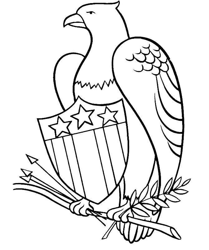 Luscious image within patriotic coloring pages printable
