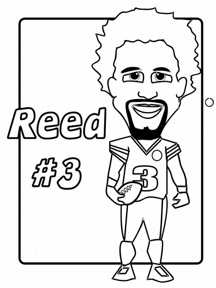steelers free coloring pages - photo#34