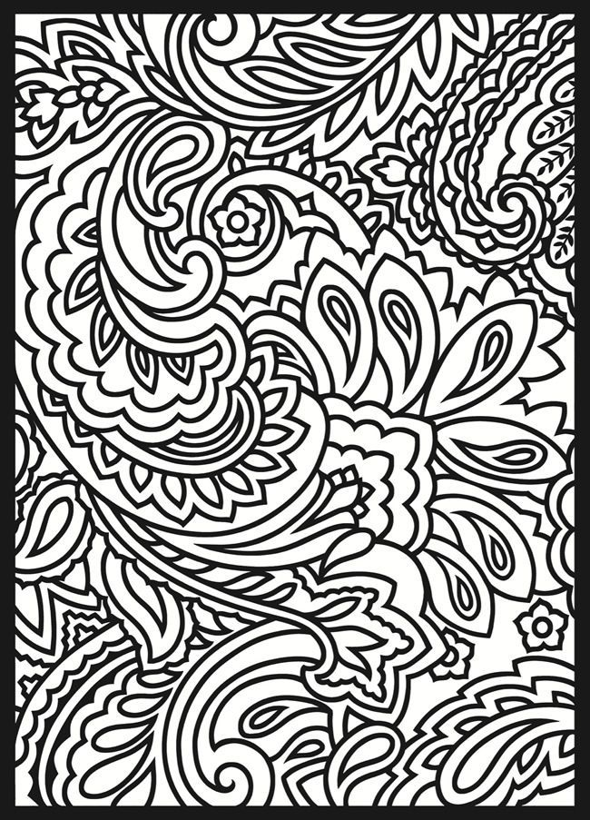 Coloring Pages Stained Glass