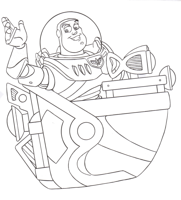 Buzz And Zurg Colouring Pages Az Coloring Pages Zurg Coloring Pages