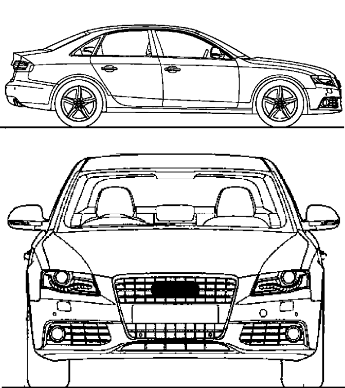 New Car Coloring Pages : Bmw speed turbo coloring page car pages