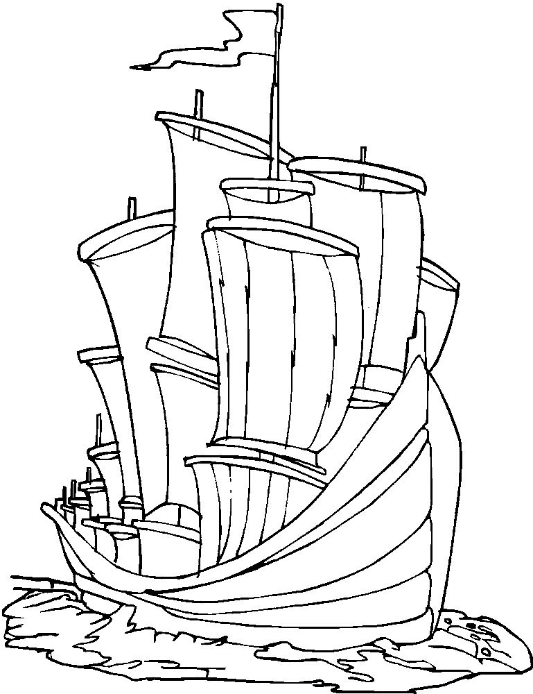transportation coloring pages for kids - photo#35
