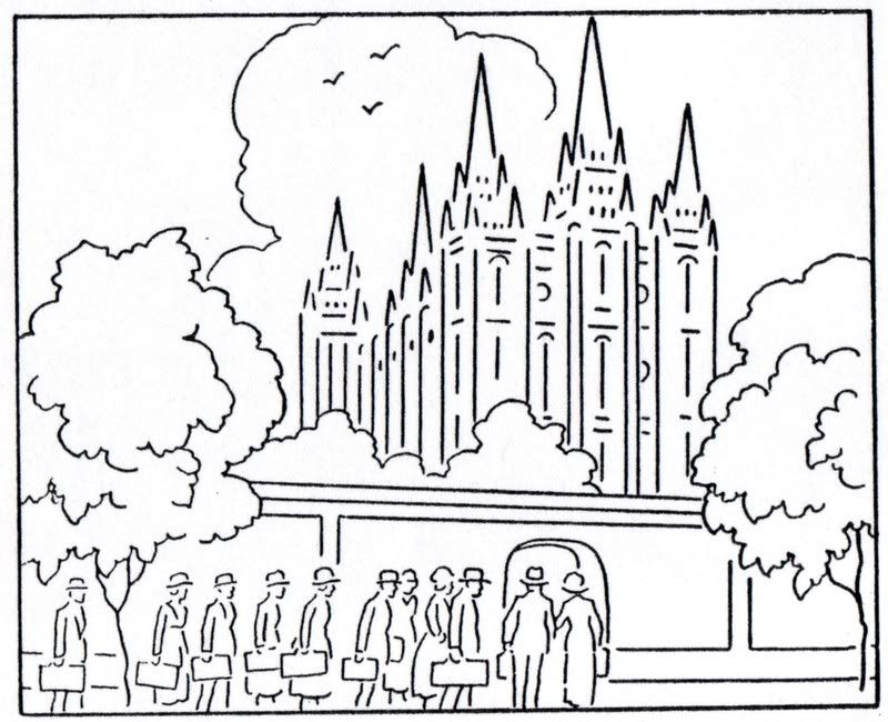 Lds Coloring Pages - Free Coloring Pages For KidsFree Coloring