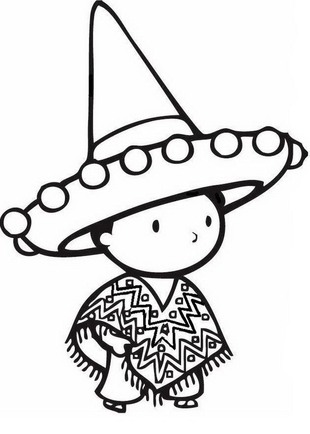 Fiesta Coloring Pages Free Printable - Coloring Home
