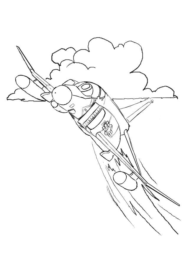 Fighter jet coloring page coloring home for Jet fighter coloring pages