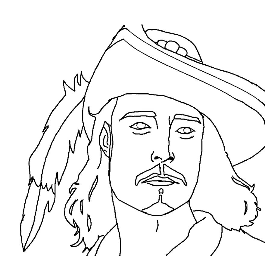 caribbean coloring pages - photo#38